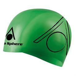 Aqua Sphere Tri Silicone Swimming Cap