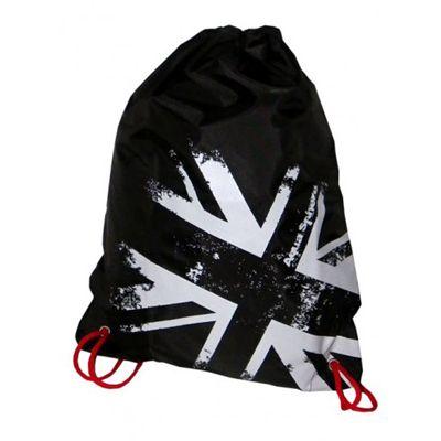 Aqua Sphere Union Jack Drawstring Bag