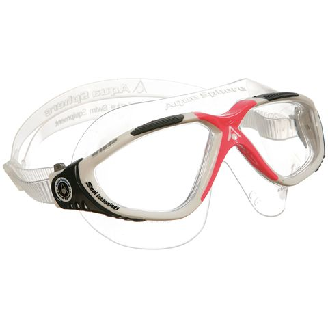 Aqua Sphere Vista Ladies Swimming Goggles - Clear Lens