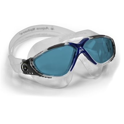 Aqua Sphere Vista Swimming Mask - Blue Lens
