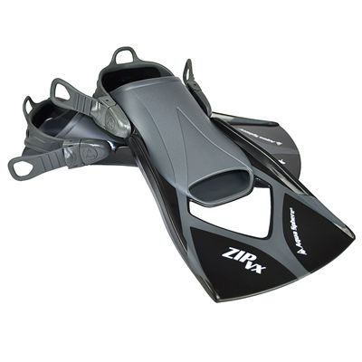 Aqua Sphere Zip VX Fins - Grey