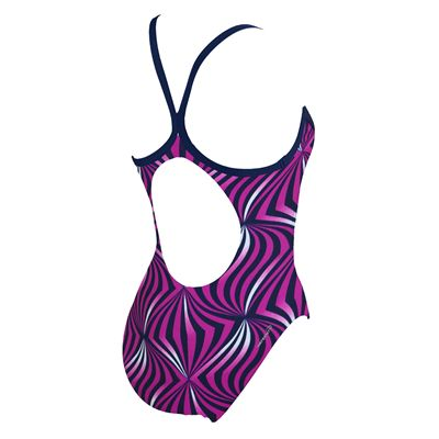 Arena Mirador Womens Swimsuit Back