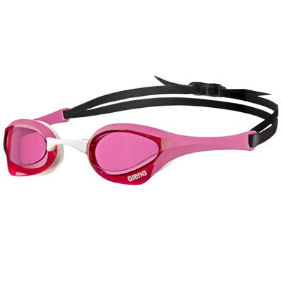 Arena Cobra Ultra Swimming Goggles Pink