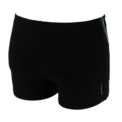 Arena  Evergreen Mens Short - Back View