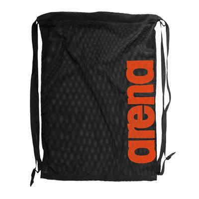 Arena Fast Mesh Bag - Black and Orange