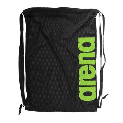 Arena Fast Mesh Bag - Black and Yellow