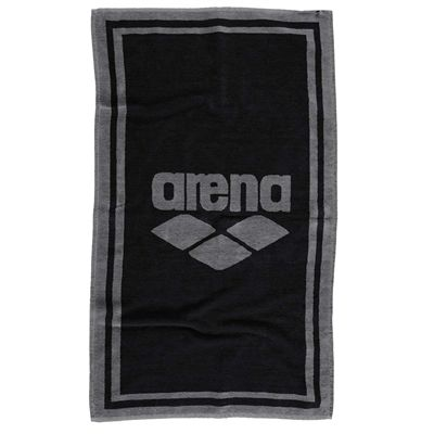 Arena Honk Towel - Black