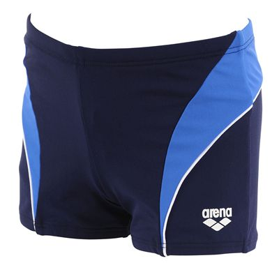 Arena Lettering Boys Swimming Shorts