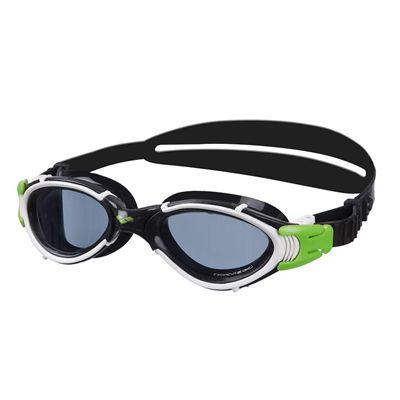 Arena Nimesis Polarized Swimming Goggles - Angle View