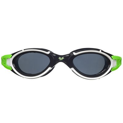 Arena Nimesis Polarized Swimming Goggles - Front View