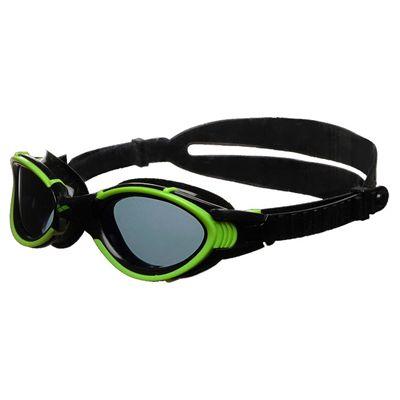 Arena Nimesis Swimming Goggles - Black/Green