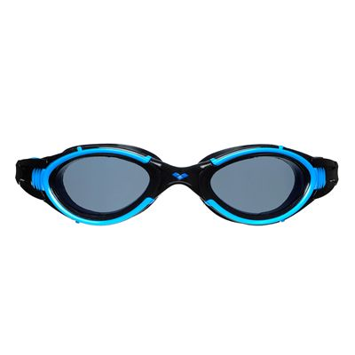 Arena Nimesis X-Fit Swimming Goggles - Turquoise/Smoke/Black