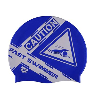 Arena Poolish Printed Swimming Cap