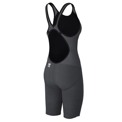 Arena Powerskin Carbon Pro MK2 Open Back Short Leg Ladies Suit 4