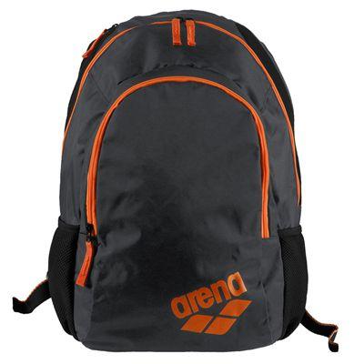 Arena Spiky 2 Backpack - Orange - Front