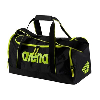 Arena Spiky 2 Small Bag - Black and Yellow