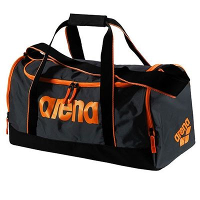 Arena Spiky 2 Small Bag - Grey and Orange