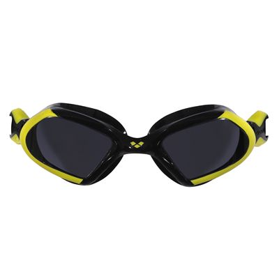 Arena Viper Goggles - Smoke/Yellow/Black - Front