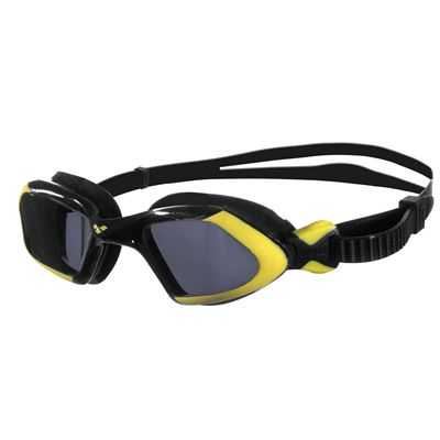 Arena Viper Goggles - Smoke/Yellow/Black