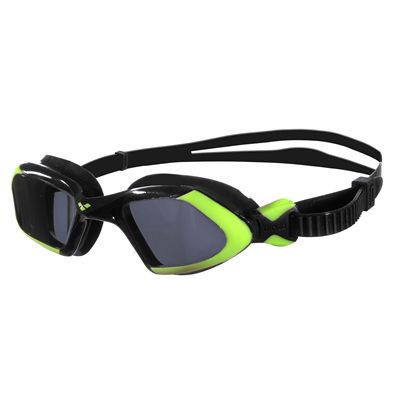 Arena Viper Goggles - Smoke/Acid Lime/Black
