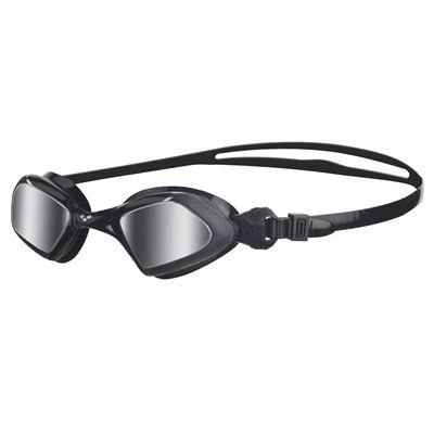 Arena Viper Mirrored Swimming Goggles - Black