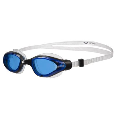 Arena Vulcan X Swimming Goggles - Black/Blue/Clear