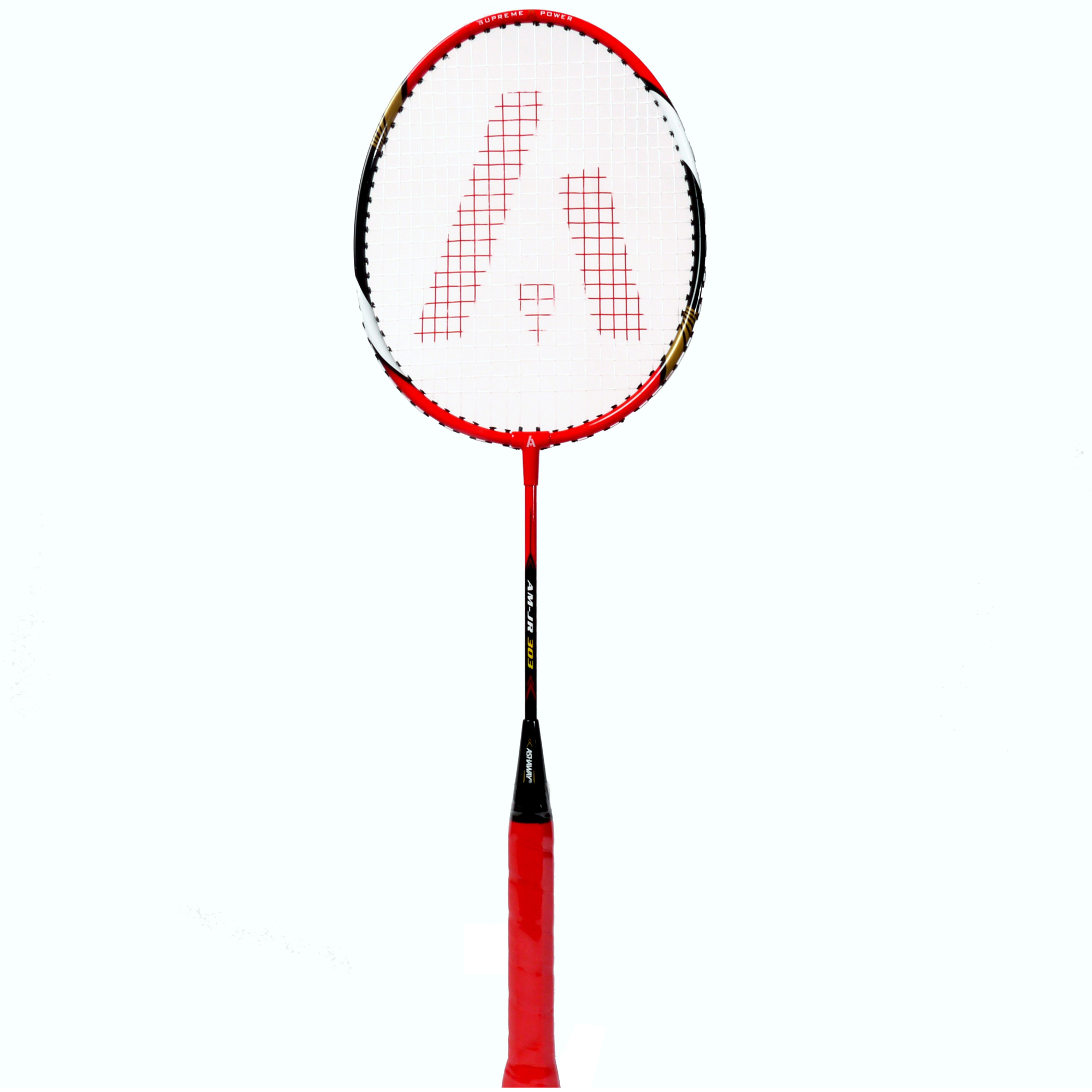 Ashaway AM303 Junior Badminton Racket  Red