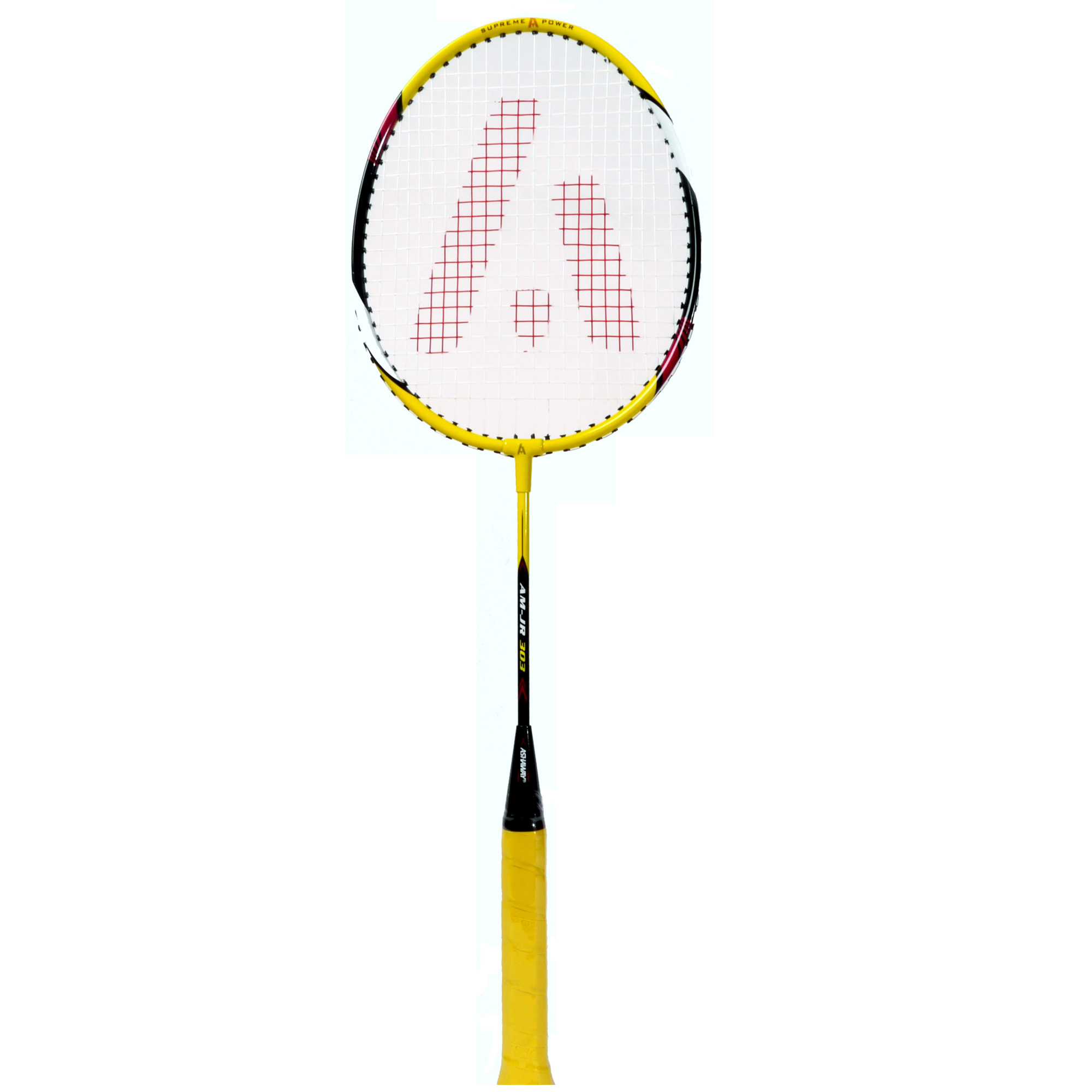 Ashaway AM303 Junior Badminton Racket  Yellow