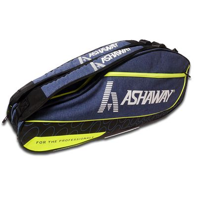 Ashaway ATB864D Thermo 6 Racket Bag - back