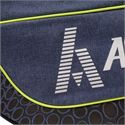 Ashaway ATB864D Thermo 6 Racket Bag - Zoom1