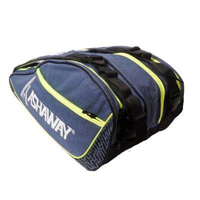 Ashaway ATB864T Thermo 9 Racket Bag - Angled