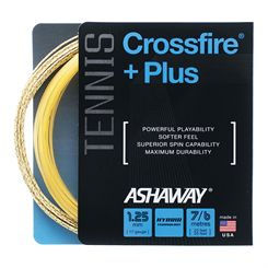 Ashaway CrossFire Plus Tennis String Set