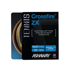 Ashaway CrossFire ZX Tennis String - 12m Set