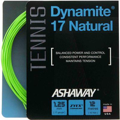 Ashaway Dynamite 17 Soft Tennis String - 12m Set