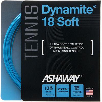 Ashaway Dynamite 18 Soft Tennis String - 12m Set SS16