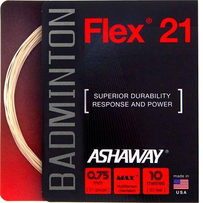 Ashaway Flex 21 Badminton String - 10m set