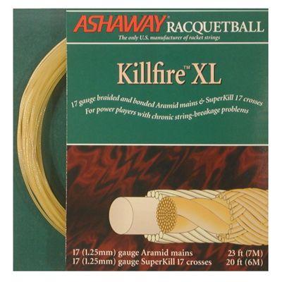 Ashaway Killfire XL Racketball String Set
