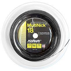 Ashaway MultiNick 18 Squash String - 110m Reel