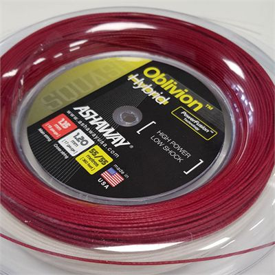 Ashaway Oblivion Hybrid Squash String Reel - Zoom