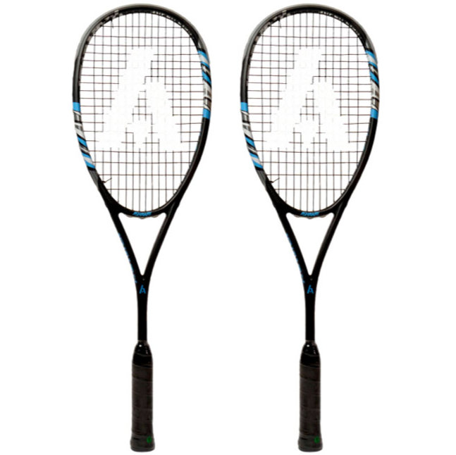 Ashaway PowerKill 110 SL Squash Racket Double Pack