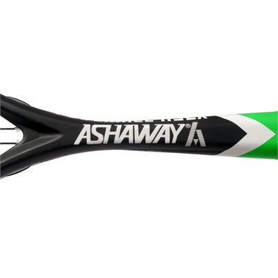 Ashaway PowerKill 115 ZX Squash Racket Double Pack - Logo