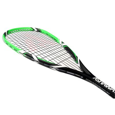 Ashaway PowerKill 115 ZX Squash Racket Double Pack - Slant