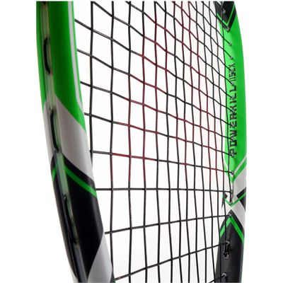 Ashaway PowerKill 115 ZX Squash Racket Double Pack - Zoomed