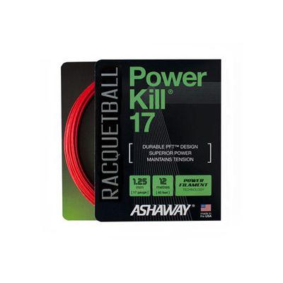 Ashaway PowerKill 17 Racketball String - 12m Set