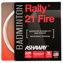 Ashaway Rally 21 Fire Badminton String Set