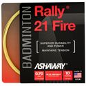 Ashaway Rally 21 Fire Badminton String Set - Yellow