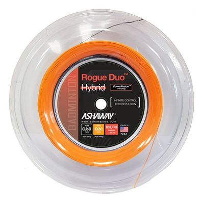 Ashaway Rogue Duo Hybrid Badminton String Reel