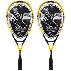 Ashaway Saxon 1 Junior Squash Racket Double Pack