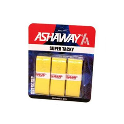 Ashaway Super Tacky Overgrip - Yellow