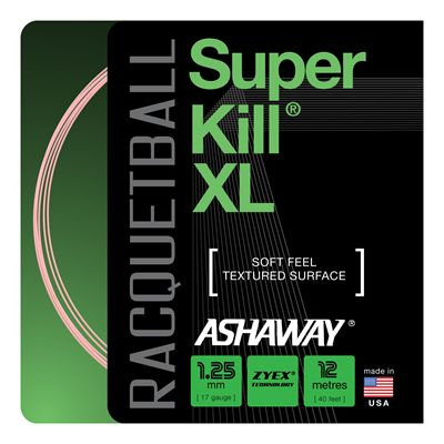 Ashaway Superkill XL Racketball String Set - Main Image